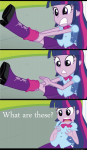 Twilight's Amazing Discovery