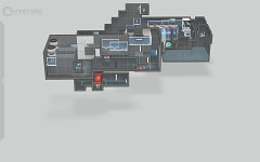 Portal 2 Map (Cubeday)