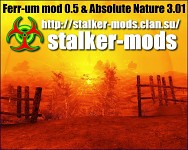 Ferr um-mod 0.5 & Absolute Nature 3.01