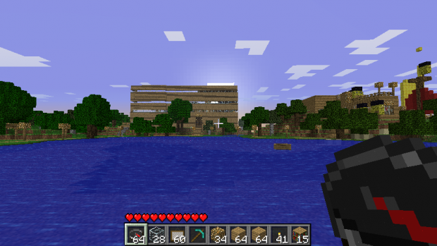 MINECCRAFT RESORT AND OTHER STUFF
