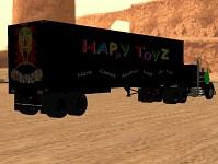 Maxium OverDrive Green Goblin Truck