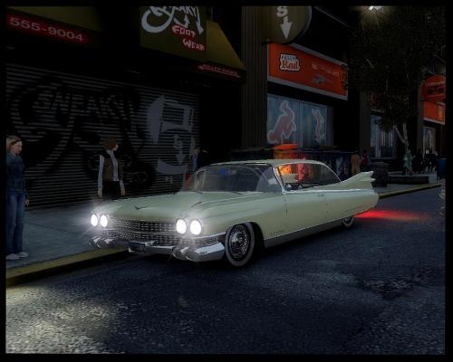 Cadillac Elderado