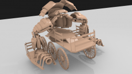 Franken-vehicle WIP