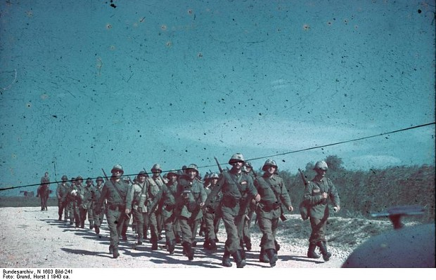 Romanian army in 1943