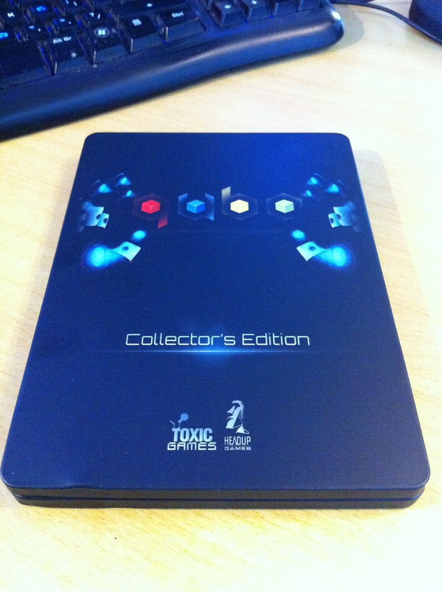 QUBE Collector's Edition!