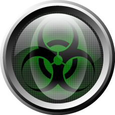 T.R.G.V.'s BioHazard Carbon Icon