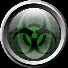 T.R.G.V.'s BioHazard Carbon Icon