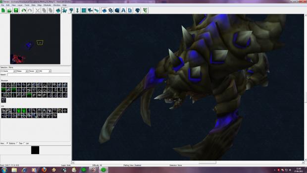 Torrasque - StarCraft II Galaxy Editor