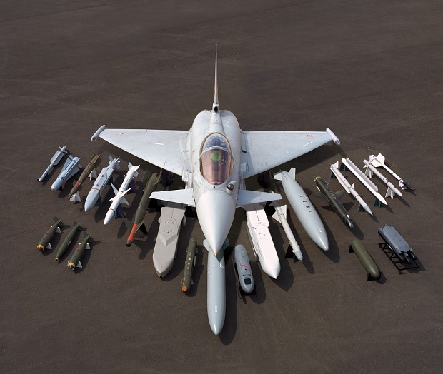 Eurofighter Typhoon (Jäger 90)