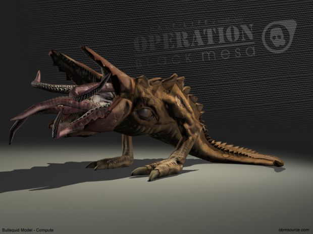 Operation: Black Mesa Bullsquid.