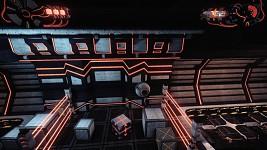 Screenshot of recon arcade