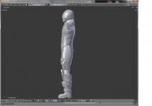 Marathon armor WIP
