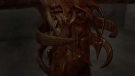 zombie flesh shader