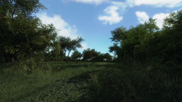 CryEngine 2 Bocage concept
