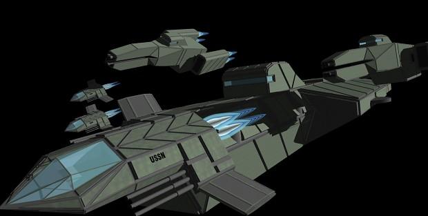 USSN fleet