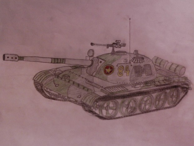 Type 59 drawing