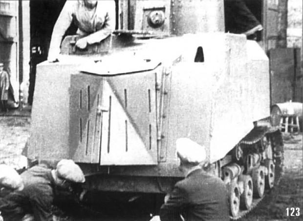 NI Tank