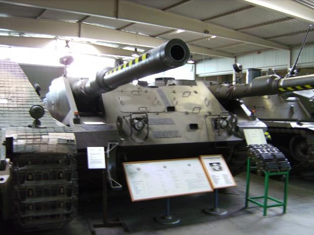 VT tank