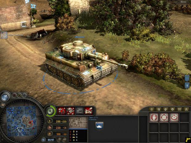 Tiger Tank Reporting