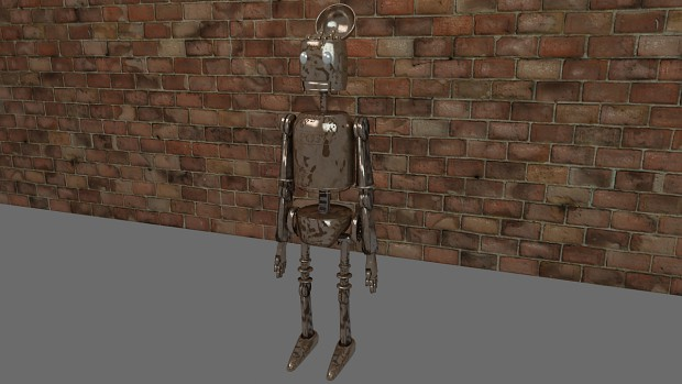 PO37 Robot
