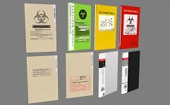 folder & documents props