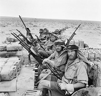 SAS in north africa
