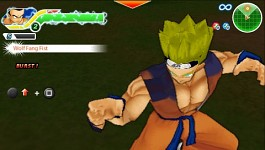 Naruto on Dragonball Tenkaichi Tag Team