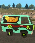 The New Mistery Machine 2011 by me in game