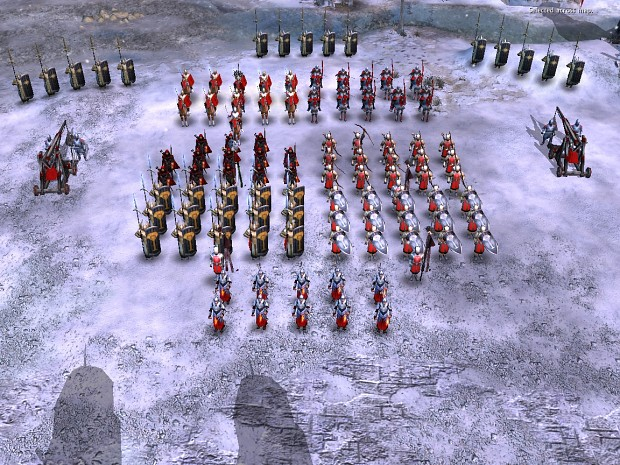 BotPF Arnor Units