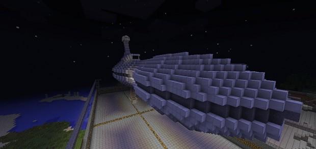 Minecraft! Yay!