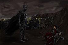 Sauron vs Elendil & Isildur