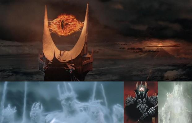 Sauron Annatar Nazgul Morgoth Image Thelord Of Barad