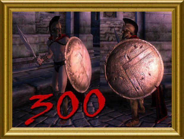 Spartans 300