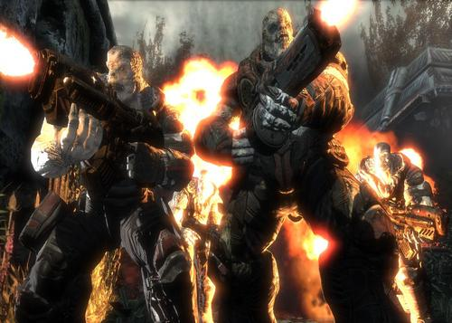 Gears of War 2: All Fronts