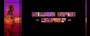 Matt Burton - Album Banner