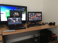 My geek place
