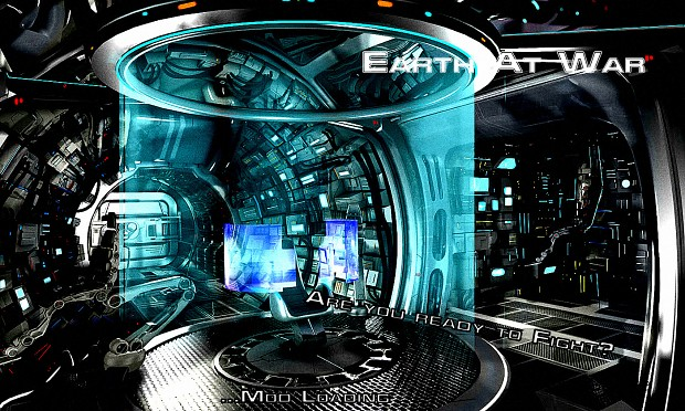 Earth At War Splash Screens