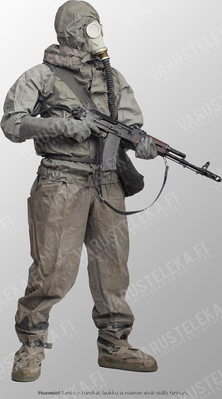 Russian NBC suit image Spetsnaz Reaper Mod DB