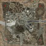 Urban Wasteland Minimap