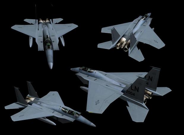 F15 Eagle-one
