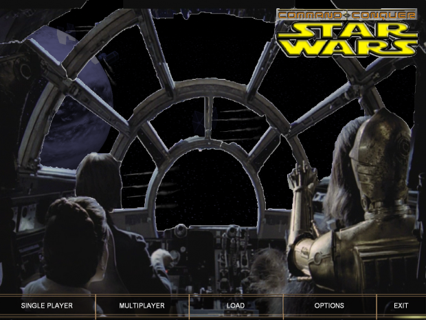MOD STAR WARS COMMAND AND CONQUER GENERALS