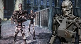 Terminator FPS Preview