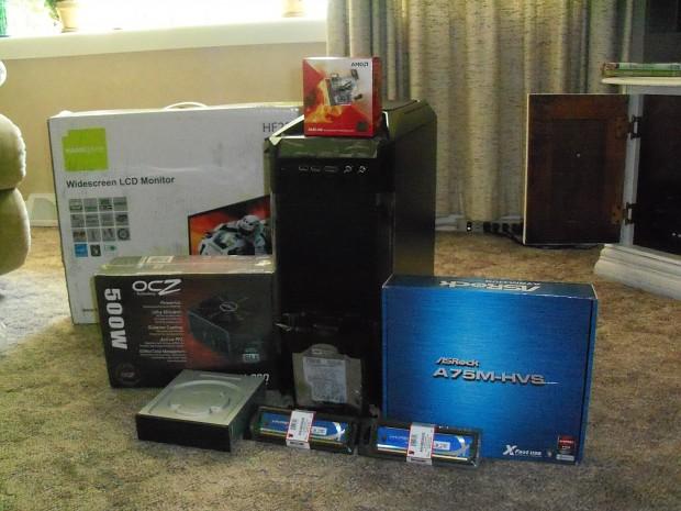 Computer (Maxatron MKII)