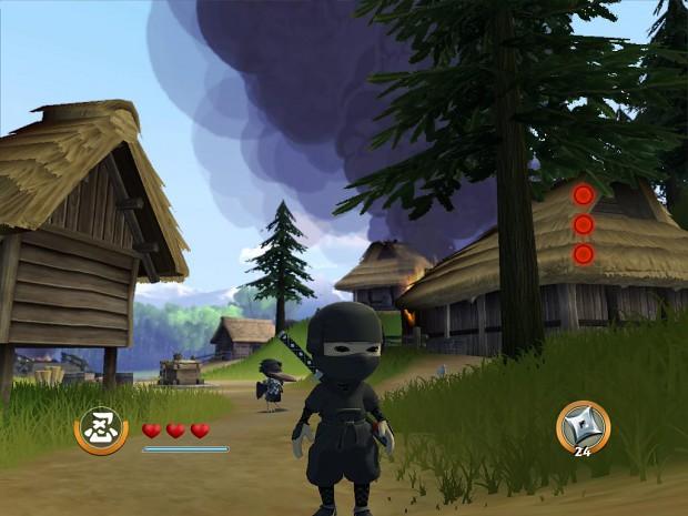 Mini Ninjas!!!