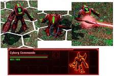 C&C4; Nod Cyborg Commando