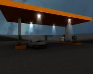 Gas Station Concept