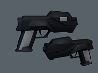 Pistol_Blue