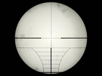 New sniper scope m24