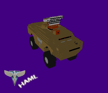 Heavy Armored Missile Launcher (HAML)