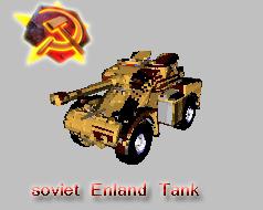 Soviet Enland Tank